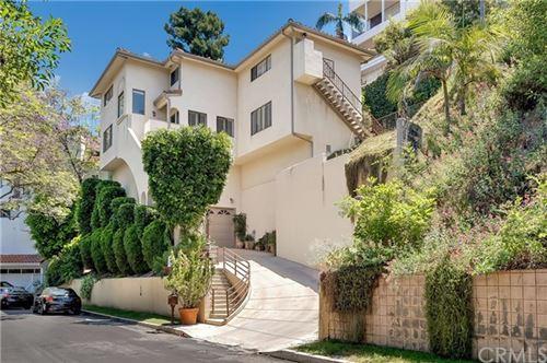 Photo of 3286 N Knoll Drive, Hollywood Hills, CA 90068 (MLS # PV20098092)