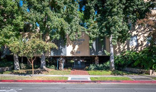 Photo of 1115 Cordova Street #215, Pasadena, CA 91106 (MLS # P1-7143)
