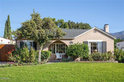 Photo of 2153 Casa Grande Street, Pasadena, CA 91104 (MLS # P1-7167)