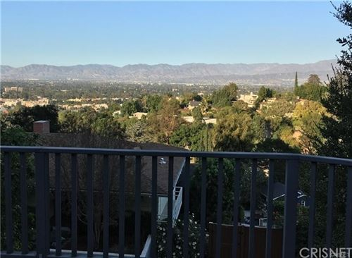 Photo of 3651 Dixie Canyon Avenue, Sherman Oaks, CA 91423 (MLS # SR21041308)