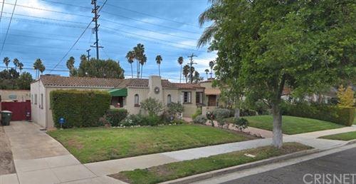 Photo of 632 Beulah Street, Glendale, CA 91202 (MLS # SR21005313)