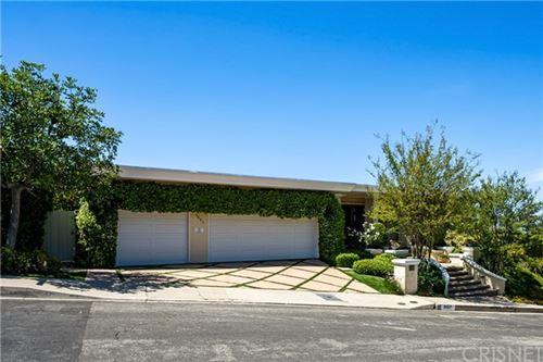 Photo of 3657 Caribeth Drive, Encino, CA 91436 (MLS # SR21100367)