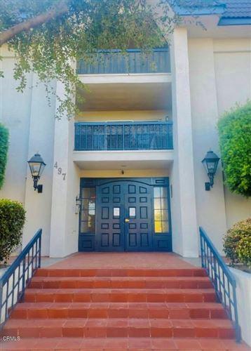 Photo of 497 S El Molino Avenue #103, Pasadena, CA 91101 (MLS # P1-2392)