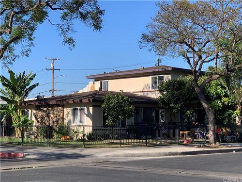 Photo of 1821 Evergreen Street, Santa Ana, CA 92707 (MLS # OC21210421)
