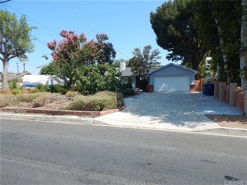 Photo of 18155 Rayen Street, Northridge, CA 91325 (MLS # SR21165457)