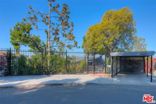 Photo of 3717 BLUE CANYON Drive, Studio City, CA 91604 (MLS # 19533470)