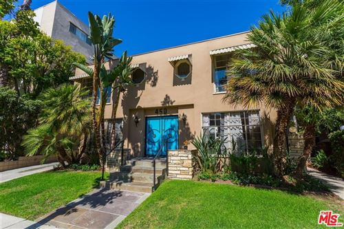 Photo of 450 S REXFORD Drive #1, Beverly Hills, CA 90212 (MLS # 21794532)