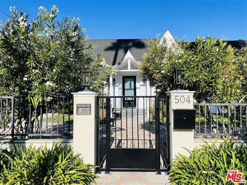 Photo of 504 Foothill Road, Beverly Hills, CA 90210 (MLS # 21797548)