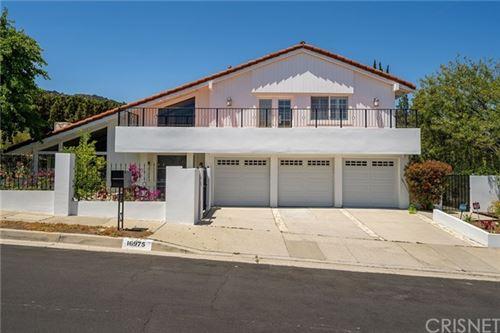 Photo of 16975 Encino Hills Drive, Encino, CA 91436 (MLS # SR21099551)