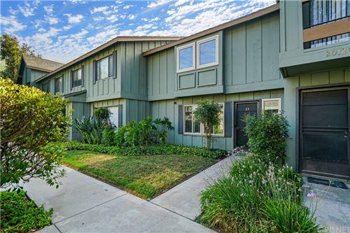 Photo of 20126 Runnymede Street #23, Winnetka, CA 91306 (MLS # SR21166564)