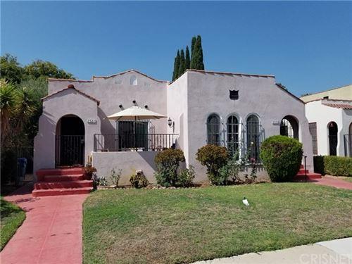 Photo of 1533 Rosalia Road, Los Feliz, CA 90027 (MLS # SR20200599)