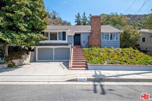 Photo of 2210 Risa Drive, Glendale, CA 91208 (MLS # 21782676)