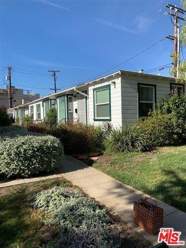 Photo of 1218 23Rd Street #B, Santa Monica, CA 90404 (MLS # 21798708)