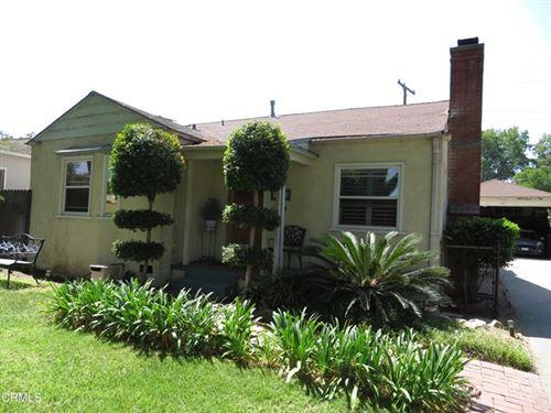 Photo of 525 Davis Avenue, Glendale, CA 91201 (MLS # P1-4727)