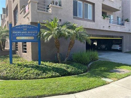 Photo of 225 N Highland Avenue #102, Fullerton, CA 92832 (MLS # IG20225746)