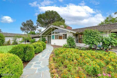 Photo of 17050 W Magnolia Boulevard, Encino, CA 91316 (MLS # 221004789)