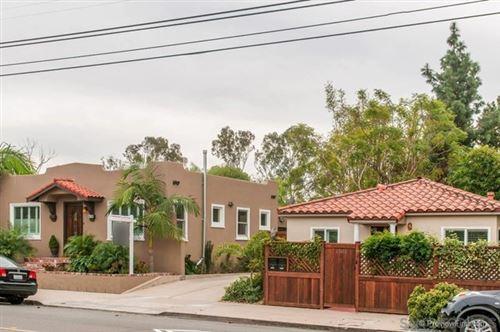 Photo of 1501 Robinson Ave, San Diego, CA 92103 (MLS # 200049820)
