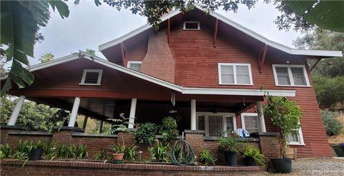 Photo of 2824 Rock Glen Avenue, Eagle Rock, CA 90041 (MLS # SR21183857)