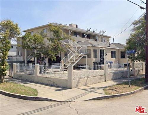 Photo of 11617 Archwood Street, North Hollywood, CA 91606 (MLS # 21741900)