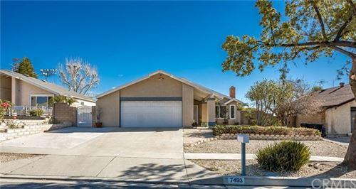 Photo of 7493 Sunstone Avenue, Rancho Cucamonga, CA 91730 (MLS # IG21010955)