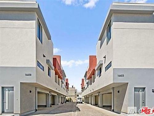 Photo of 14403 Tiara Street #5, Van Nuys, CA 91401 (MLS # 21728960)