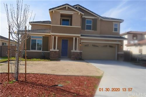 Photo of 25639 Solell Circle, Romoland, CA 92585 (MLS # SW20015981)