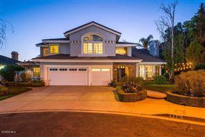 Photo of 996 BRIGHT STAR Circle, Thousand Oaks, CA 91360 (MLS # 219011023)