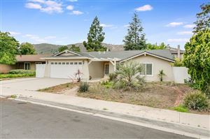 Photo of 3325 BIG CLOUD Circle, Thousand Oaks, CA 91360 (MLS # 219007043)