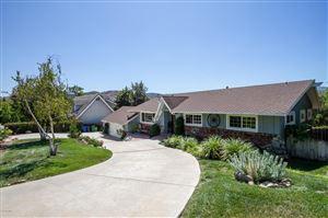 Photo of 235 ENCINO VISTA Drive, Thousand Oaks, CA 91362 (MLS # 219011052)