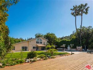 Photo of 19581 BRAEWOOD Drive, Tarzana, CA 91356 (MLS # 19472056)