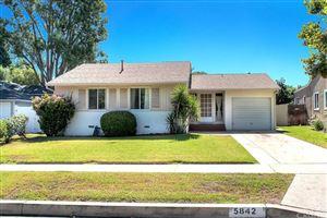 Photo of 5842 JAMIESON Avenue, Encino, CA 91316 (MLS # SR19194071)