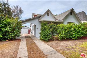 Photo of 826 PRINCETON Street, Santa Monica, CA 90403 (MLS # 19463088)