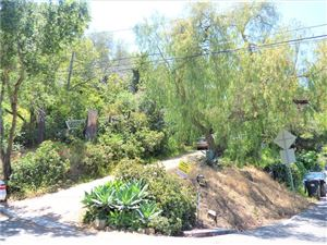 Photo of 1208 FERNWOOD PACIFIC Drive, Topanga, CA 90290 (MLS # SR19133090)