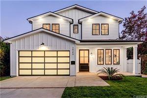 Photo of 16146 MORRISON Street, Encino, CA 91436 (MLS # SR19211090)