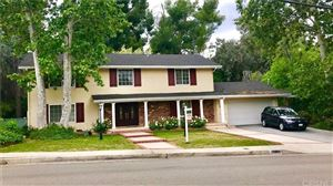 Photo of 19348 WELLS Drive, Tarzana, CA 91356 (MLS # SR19088097)