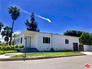 Photo of 17740 MARTHA Street, Encino, CA 91316 (MLS # 19498102)