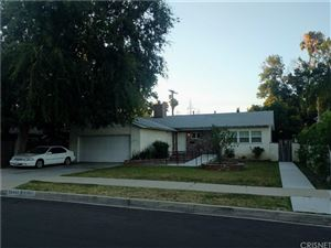 Photo of 22355 KITTRIDGE Street, Woodland Hills, CA 91303 (MLS # SR19199102)