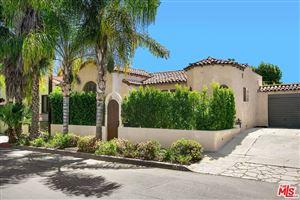 Photo of 7366 WARING Avenue, Los Angeles , CA 90046 (MLS # 19451108)