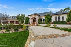 Photo of 4321 CHULA SENDA Lane, La Canada Flintridge, CA 91011 (MLS # 819001112)