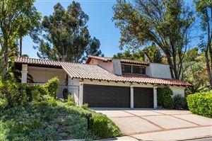 Photo of 1219 BROOKVIEW Avenue, Westlake Village, CA 91361 (MLS # 219010125)