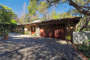 Photo of 1015 FLINTRIDGE Avenue, La Canada Flintridge, CA 91011 (MLS # 819001125)