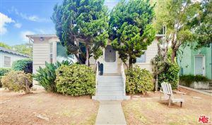 Photo of 2443 CALIFORNIA Avenue, Santa Monica, CA 90403 (MLS # 19501136)