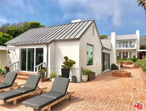 Photo of 30830 BROAD BEACH Road, Malibu, CA 90265 (MLS # 19501150)