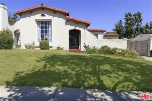 Photo of 1242 South CURSON Avenue, Los Angeles , CA 90019 (MLS # 19488164)