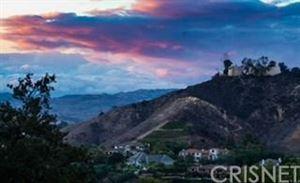 Photo of 3408 LILAC Trails, Calabasas, CA 91302 (MLS # SR19196187)