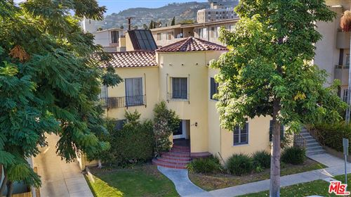 Photo of 1237 North ORANGE GROVE Avenue, West Hollywood, CA 90046 (MLS # 19505188)