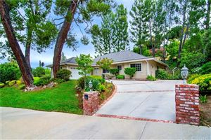 Photo of 4334 JUBILO Drive, Tarzana, CA 91356 (MLS # SR19103204)