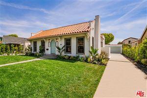 Photo of 938 South COCHRAN Avenue, Los Angeles , CA 90036 (MLS # 19456248)