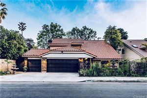 Photo of 13520 HESBY Street, Sherman Oaks, CA 91423 (MLS # SR19188268)