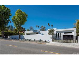 Photo of 20141 WELLS Drive, Woodland Hills, CA 91364 (MLS # SR19066271)